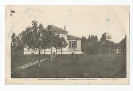25 Doubs - Besançon Montrapont Observatoire De Besançon - Besancon