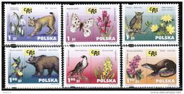 PL 2001 MI 3896-01 ** - Unused Stamps