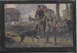 AK 0406  Ein Treuer Helfer - Wohlfahrtskarte Um 1917 - Manöver
