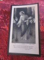 1962 Hazebrouck St Eloi Lille 16 Ans Chromo Image Religieuse Souvenir Mortuaire RELIGION CHRÉTIENNE-ÉSOTÉRISME - Santini