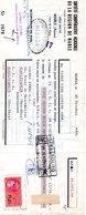 Fiscaux   1965 Marle Coopérative Agricole - Fiscaux