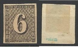 SUISSE  FAUX - 1843-1852 Timbres Cantonaux Et  Fédéraux