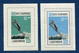 Albanie - YT Bloc N° - Neuf Sans Charnière - Jeux Olympique - 1964 - Albanië