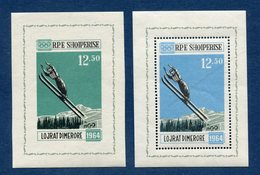 Albanie - YT Bloc N° - Neuf Sans Charnière - Jeux Olympique - 1964 - Albanie