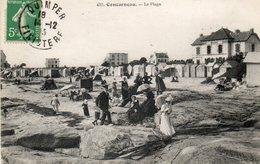 Concarneau   La Plage  No.432 - Concarneau