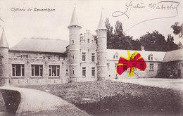 Château De SAVENTHEM - Carte à Circulé En 1906 - Zaventem
