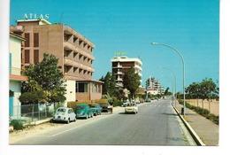 ITALIE /64 011  ALBA ADRIATICA II Lungomare / CPM N° 6 Voyagée  1970 // T. Monnaie Syracuse  40 Lires / TTBE - Teramo