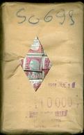 FRANCE * MARIANNE DE CARIS N°1263 - 10.000 Tembres. 100 BOTTES DE 100 TEMBRES - Etudes - Calendrier - Variétés - 1960 Marianne (Decaris)