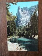 L21/1313 Etats Unis - Yosemite National Park - California - Sentinel Rock - Yosemite