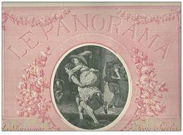 Le Panorama N°28 La Parisienne Par L'image Trois Siècles De Grâces Féminines : Les Hasards De La Rue - Art