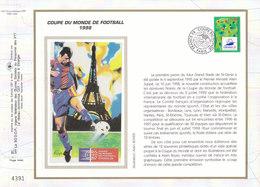 Soccer World Cup 1998 - FRANCE - Cover - Coppa Del Mondo