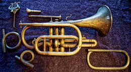 Cornet à Piston L.laillon - Instruments De Musique