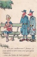 Collection Comique Militaire 89 (lot Pat 88) - Umoristiche