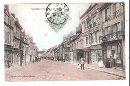 Gisors (27 - Eure) Rue Du Bourg - Gisors