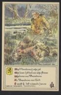 ALFONS CLAERHOUDT * ILLUSTRATOR * GEDICHTEN VAN ALBRECHT RODENBACH * EDIT. MEYVAERT - Weltkrieg 1914-18