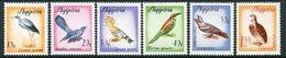 ALBANIA 1965 Migratory Birds MNH / **.  Michel 973-78 - Albania