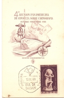 PANAMERICAN MEETING OF CARTOGRAPHY 1948 FDC (GENN2006019) - Esposizioni Filateliche