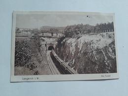 Lengerich Am Tunnel Zug - Allemagne