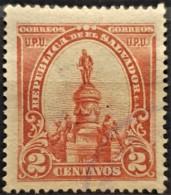 EL SALVADOR 1903 - Canceled - Sc# 284 - 2c - El Salvador