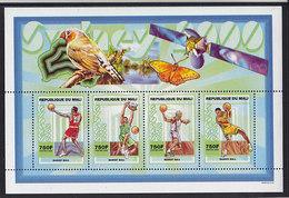 Olympics 2000 - Basketball - SPACE - MALI - Sheet MNH - Ete 2000: Sydney