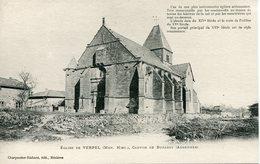 VERPEL.  L'église - Francia