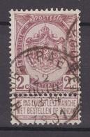 N° 55 HOOGSTRAETEN - 1893-1907 Stemmi