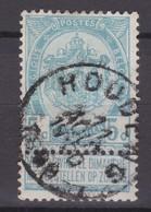 N° 56 HOUDENG - 1893-1907 Coat Of Arms