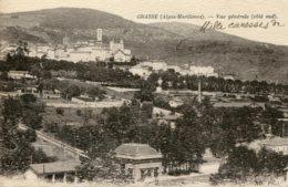CPA - GRASSE - VUE GENERALE (COTE  SUD) - Grasse
