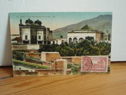 Cpa FEZ Le Palais Du Sultan. 1926 - Fez