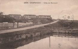 CHATENOIS Territoire De Belfort 90 Cités De Bermont RARE - France