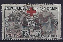 FRANCE  1918:   Le Y&T 156, 1er  Choix, Oblitéré Neufchâtel (Bas-Rhin)     TTB - Autres