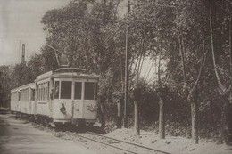 Reproduction Tram  à Identifier Cote Belge ? - Tram