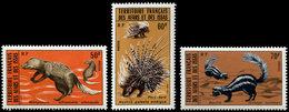 ** AFARS ET ISSAS 397/99 : Faune, TB - Afars Et Issas (1967-1977)