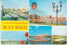 Bucuresti Drumul Taberei Quarter Used, Ask For Verso - Romania