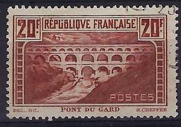 FRANCE  1929:   Le Y&T 262, Oblitération Légère     TB - Frankrijk