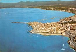 Cartolina Alghero Panorama Parziale - Sassari