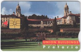 SOUTH AFRICA A-611 Chip Telkom - Architecture, Historic Building - Used - Südafrika