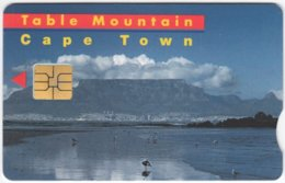 SOUTH AFRICA A-618 Chip Telkom - Landscape, Mountains - Used - Südafrika