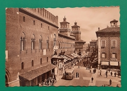 Cartolina Ferrara - Corso Roma - 1943 - Ferrara