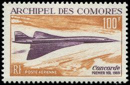 ** COMORES PA 29 : Concorde, TB - Unclassified