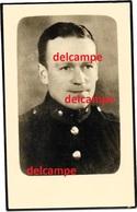Oorlog GUERRE Marcel Eggermont Sint Amandsberg Rijkswacht Gendarmerie Gesneuveld Te Beveren September 1944 De Lange - Images Religieuses