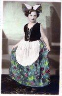 PHOTO ORIGINAL TARJETA POSTAL YOUNG WOMAN GIRL CIRCA 1920- NTVG. - Fotografía