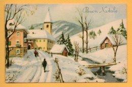 Buon Natale - Illustrata - Natale