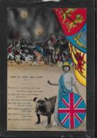 AK 0407  Land Of Hope And Glory ( 3 ) Um 1910-20 - Geschiedenis
