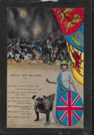 AK 0407  Land Of Hope And Glory ( 3 ) Um 1910-20 - History