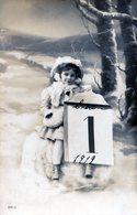 POSTCARD POSTALE PHOTO TARJETA POSTAL GIRL CIRCA 1920- NTVG. - Fotografía