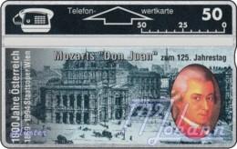 """TWK Österreich Privat: """"1000 J. Österreich - Don Juan"""" Gebr. - Oesterreich"""