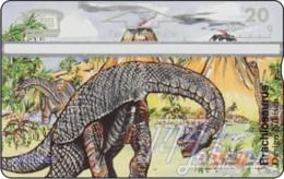 """TWK Österreich Privat: """"Brachiosaurus"""" Gebr. - Austria"""