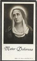 DP. MATHILDE BRAET ° ST PIETERS-OP-DEN-DIJK 1858- + ST. ANDRIES 1928 - Religion & Esotérisme