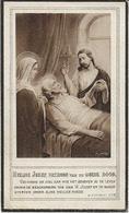 DP. LOUIS BOCKSTAELE ° OOSTERZEELE 1841- + VURSTE 1926 - Religion & Esotérisme